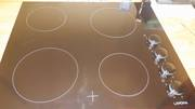 Electric Hob Lamona New with a small scratch